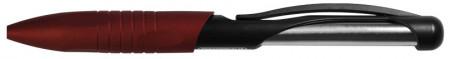 Parafernalia Kabrio Capless Rollerball Pen - Red