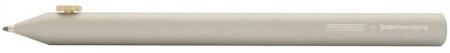 Parafernalia Neri Total Ballpoint Pen - Alumium