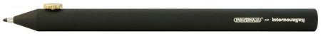 Parafernalia Neri Total Ballpoint Pen - Black
