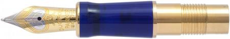 Parker Duofold International Lapis Lazuli Nib - Solid 18K Gold