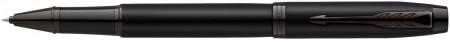 Parker IM Rollerball Pen - Achromatic Matte Black PVD Trim
