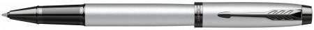 Parker IM Rollerball Pen - Achromatic Matte Grey PVD Trim