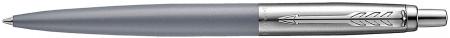 Parker Jotter XL Ballpoint Pen - Alexandra Matte Grey Chrome Trim
