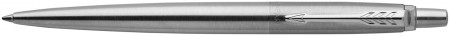 Parker Jotter Ballpoint Pen - Stainless Steel Chrome Trim