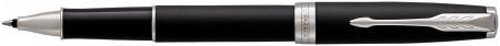 Parker Sonnet Rollerball Pen - Matte Black Chrome Trim