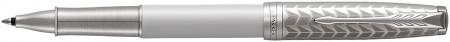 Parker Sonnet Rollerball Pen - Metal Pearl Lacquer Chrome Trim
