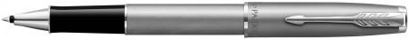 Parker Sonnet Essentials Rollerball Pen - Sandblasted Steel