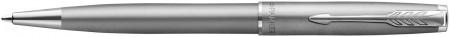 Parker Sonnet Essentials Ballpoint Pen - Sandblasted Steel