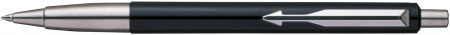 Parker Vector Ballpoint Pen - Black Chrome Trim