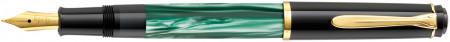 Pelikan Classic 200 Fountain Pen - Green Marble