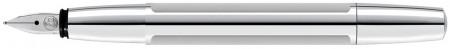 Pelikan Pura Fountain Pen - Silver