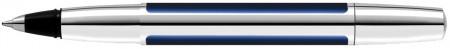 Pelikan Pura Rollerball Pen - Blue & Silver