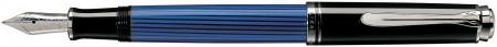 Pelikan Souverän 405 Fountain Pen - Black & Blue