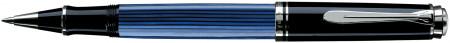 Pelikan Souverän 805 Rollerball Pen - Black & Blue