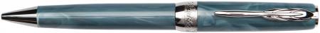 Pineider Full Metal Jacket Ballpoint Pen - Ash Grey