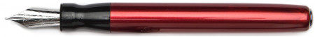 Pineider Full Metal Jacket Fountain Pen - Army Red