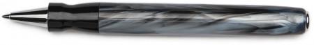 Pineider Full Metal Jacket Rollerball Pen - Coal Grey