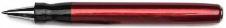 Pineider Full Metal Jacket Rollerball Pen - Army Red