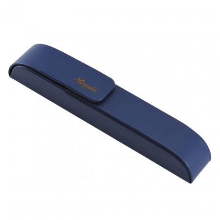 Pineider Pen Case for One Pen - Blue