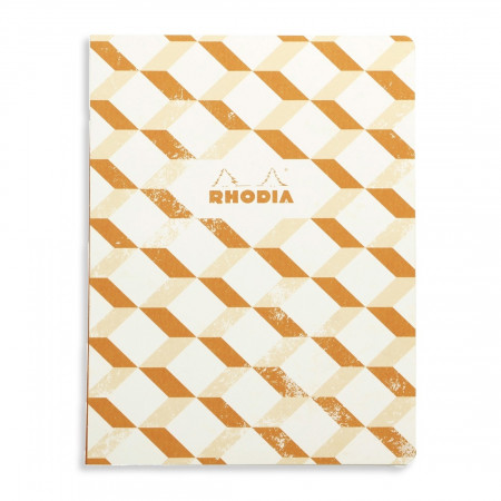 Rhodia Heritage Notebook - Ivory Escher