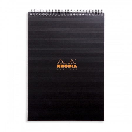 Rhodia Wirebound Notebook - A4 Standard Ruled