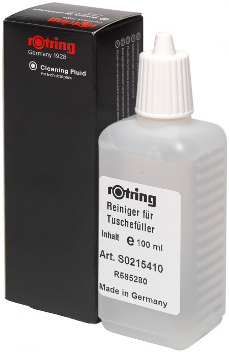 Rotring Cleaning Fluid for Drawing Pens - 100ml