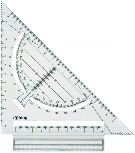 Rotring Drawing Board Set Square