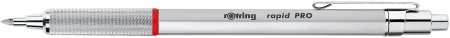 Rotring Rapid Pro Mechanical Pencil - Silver Chrome - 0.70mm