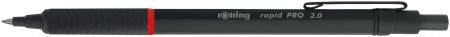 Rotring Rapid Pro Mechanical Pencil - Black - 2.00mm