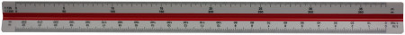 Rotring Architect Triangular Reduction Scale - 1:1 to 1:1250
