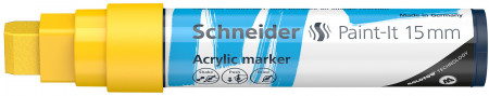 Schneider Paint-It 330 Acrylic Marker - 15mm