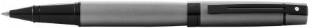 Sheaffer 300 Rollerball Pen - Matte Grey Lacquer PVD Trim