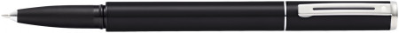 Sheaffer Pop Rollerball Pen - Black Chrome Trim