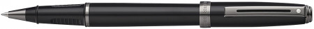 Sheaffer Prelude Rollerball Pen - Gloss Black Gunmetal Trim