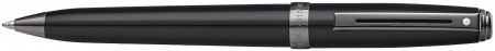 Sheaffer Prelude Ballpoint Pen - Gloss Black Gunmetal Trim
