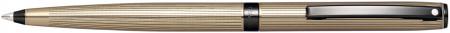 Sheaffer Sagaris Ballpoint Pen - Titanium Grey