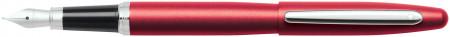 Sheaffer VFM Fountain Pen - Excessive Red Chrome Trim