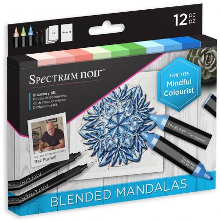 Spectrum Noir Discovery Kit - Blended Mandalas