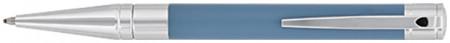 S.T. Dupont D-Initial Ballpoint Pen - Matte Shark Blue
