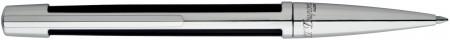 S.T. Dupont Defi Ballpoint Pen - Black & Palladium