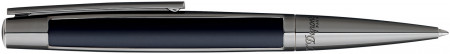 S.T. Dupont Defi Ballpoint Pen - Black & Gunmetal