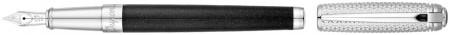 S.T. Dupont Line-D Medium Fountain Pen - Duotone