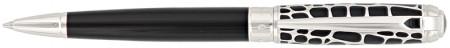 S.T. Dupont Line-D Medium Ballpoint Pen - Dandy Black