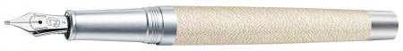 Staedtler Premium Corium Simplex Fountain Pen - Beige