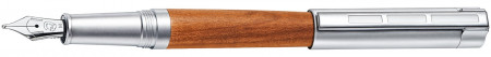 Staedtler Premium Lignum Fountain Pen - Plum Wood