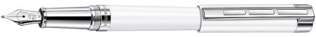 Staedtler Premium Resina Fountain Pen - White