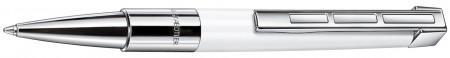 Staedtler Premium Resina Ballpoint Pen - White