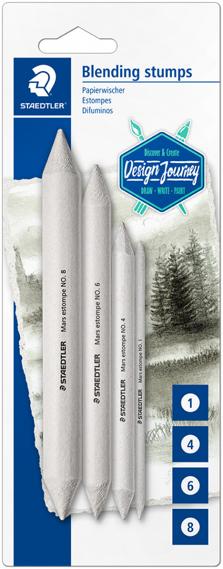 Staedtler Blending Stumps