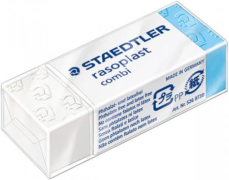 Staedtler Rasoplast Combi Eraser for Ink/Lead