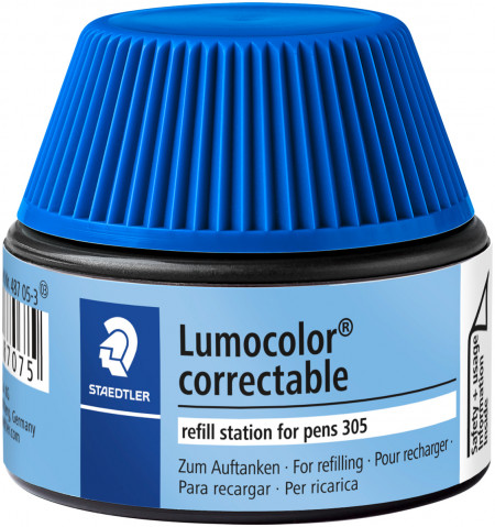 Staedtler Refill Station for Lumocolor Correctable Non-Permanent Pens